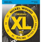 D`ADDARIO EXL180