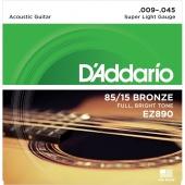 D`ADDARIO EZ890