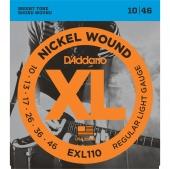 D`ADDARIO EXL110