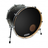 "20B Evans BD20RONX - 20"" EQ3 Resonant Onyx пластик для бас-барабана"