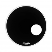 "24B Evans BD24RONX - 24"" EQ3 Resonant Onyx пластик для бас-барабана"