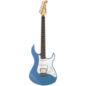 Yamaha PACIFICA112JLAKEPLACIDBLUE -  электрогитара типа страт, S-S-H, V+T+5W, цвет голубой