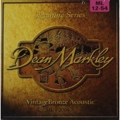 DEAN MARKLEY 2004A Vintage Bronze ML