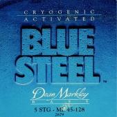 DEAN MARKLEY 2679 Blue Steel Bass ML-5