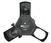 Involight RX300HP - LED сканирующий светильник, RGB, 3 матрицы 3 Вт, DMX 14-25кан., зв.акт, авто.