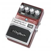 Digitech RV-7 - Stereo Reverb with Lexicon Reverb гитарная педаль