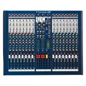 Soundcraft LX7ii-16 - микшер 16 моно, 2 стерео, 6 Aux, 4 подгруппы