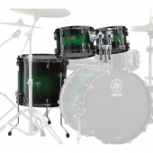 Yamaha LNP4F3 Emerald Shadow Sunburst