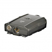 AKG B48 L  батарейный блок фантомного питания, вход XLR(female) (48В)/выходы 1xXLR (m) и 1xL