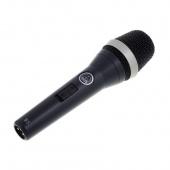 AKG D5S микрофон сценический вокальный динамический суперкардиоидный, с выключателем, разъём XLR