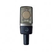 """AKG C214 конденсаторный микрофон с 1"""" мембраной. В комплекте: держатель антивибрационный, КЕЙС"""