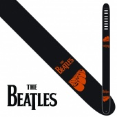 "Perri's P25TB-6078 THE BEATLES 2.5"" STRAP-RUBR - Кожаный ремень"