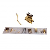 FLOYD ROSE FRT-300L/EX TREMOLO KIT LH GOLD - тремоло Original Floyd Rose,FRT300,золото, левосторонне