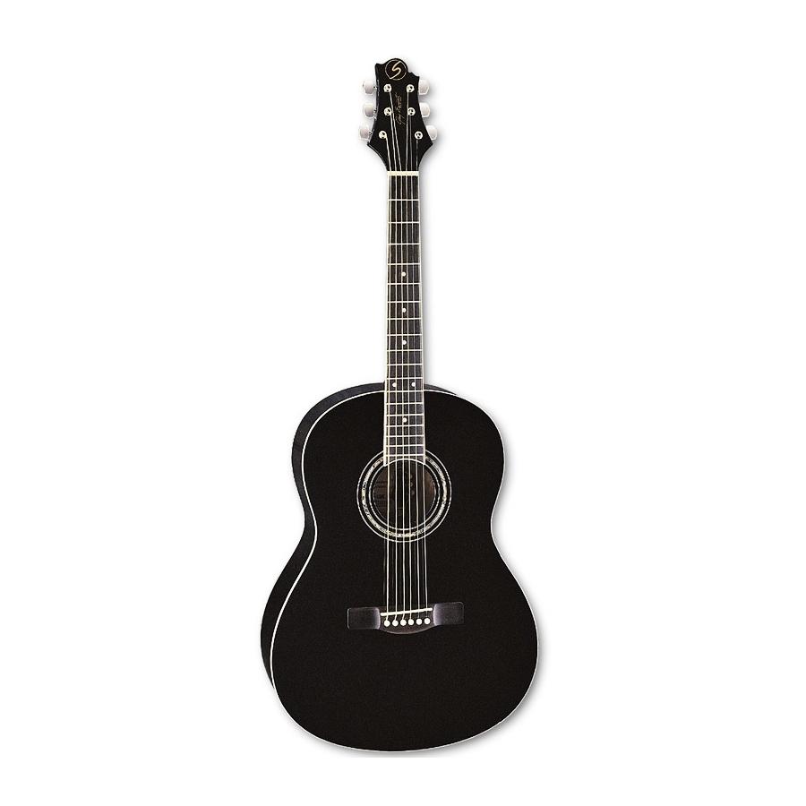 Gregbennett st91 bk акустическая гитара