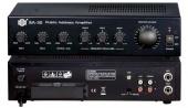 Show SA30 - трансляционный усилитель мощности 30 вт, 4/8/16 ом,100 в, 2mic.+1 AUX+1Phone,50Hz~20KHz