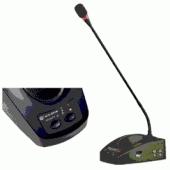 """SHOW SHOW SCS-802M - пульт председателя, встроен. динамик, микрофон """"gooseneck"""" с индикатором, 2м кабель"""