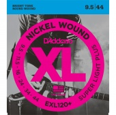 D'Addario EXL120 + - струны для эл .гит Light Plus, никель, 095-44