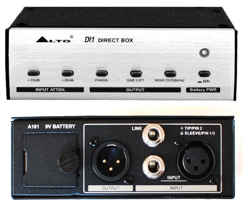 Direct-Box, DI-Dox или